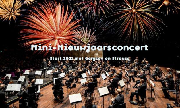 Mini-Nieuwjaarsconcert cadeau van het Rotterdams Philharmonisch