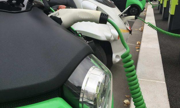 Grote groei elektrische autokilometers in Rotterdam