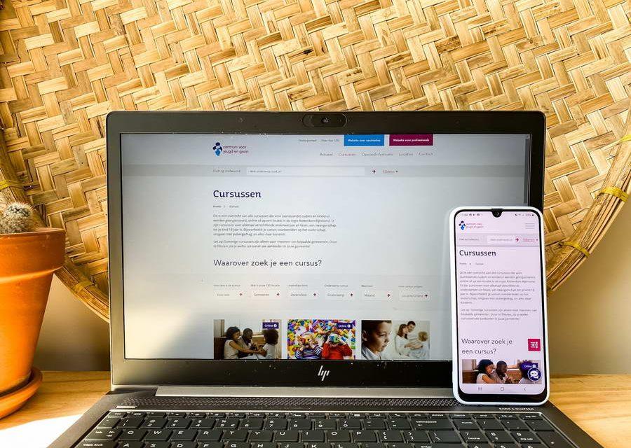 Nieuw platform voor cursusaanbod over opvoeden, opgroeien en gezondheid in regio Rotterdam-Rijnmond