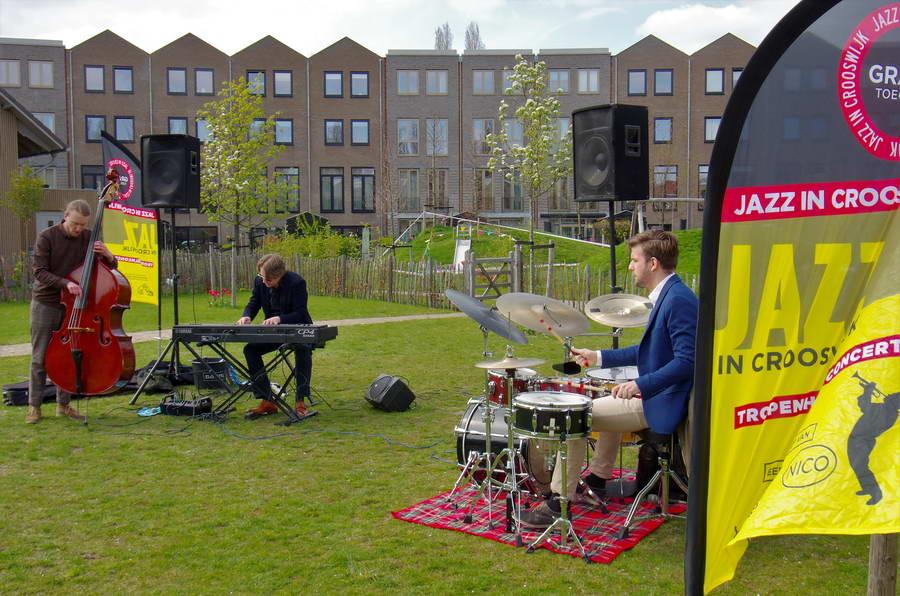 Toch Jazz in Crooswijk