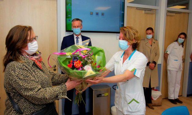 Polikliniek Kralingen opende afdeling Radiologie