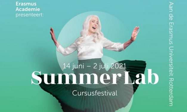 14 juni – 2 juli 2021: Summer Lab Cursusfestival
