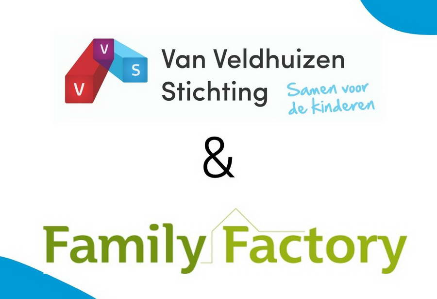 De Family Factory wordt onderdeel van de Van Veldhuizen Stichting