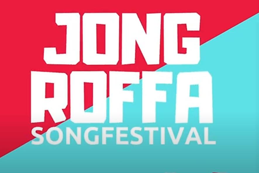 Voordat het Songfestival begint: het Jong Roffa Songfestival!