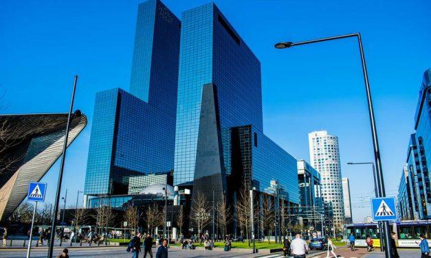 Studenten van Inholland maken Rotterdam veiliger