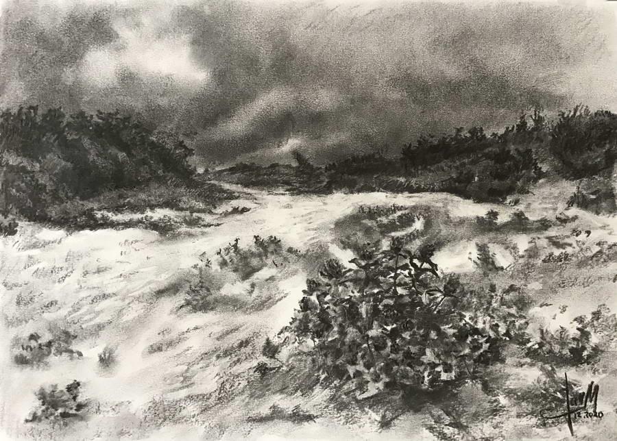 Expositie van Jan de Grauw in Trompenburg