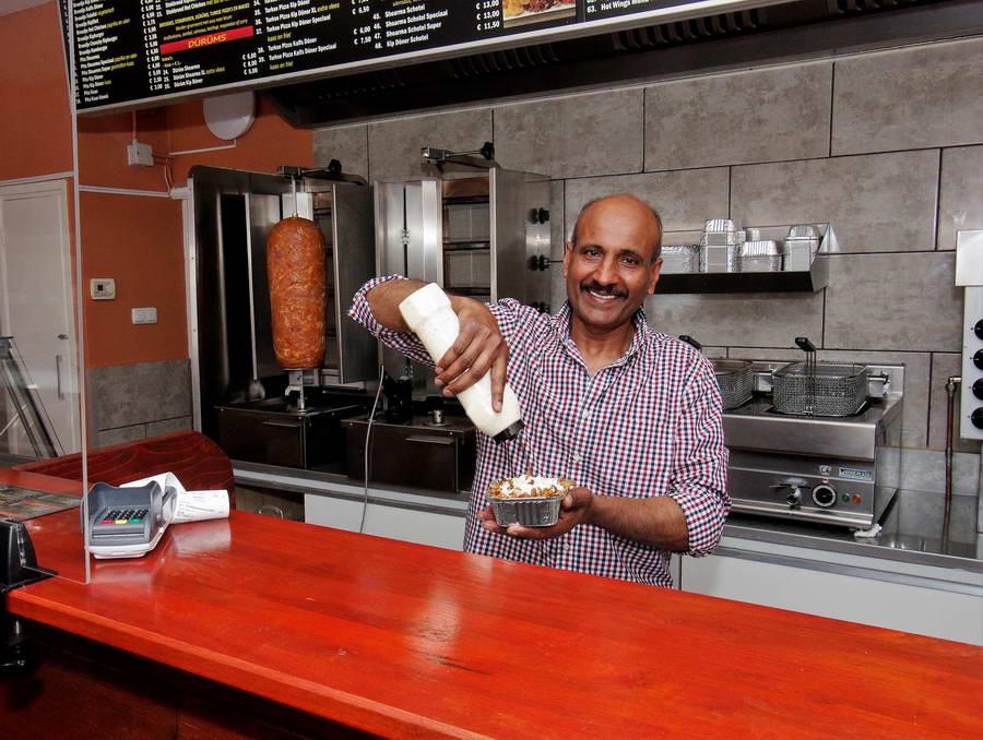 Ghazi: smakelijke aanbiedingen