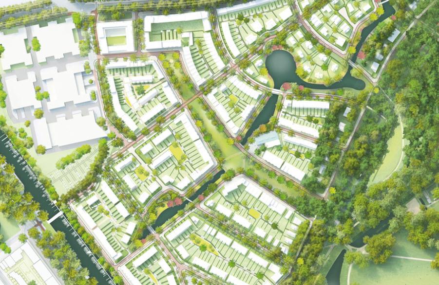 Rotterdam kan doorgaan met bouw 800 woningen bij Kralingse Bos