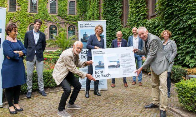 Bewoners en eigenaren in De Esch stellen gezamenlijk voorwaarden aan toekomstige ontwikkelingen
