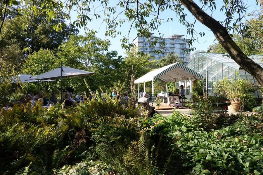 17 en 18 juli Zomer in de Botanische Tuin Kralingen!