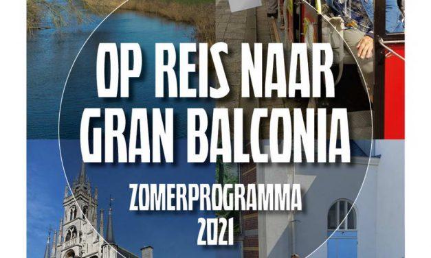 Op reis naar Gran Balconia