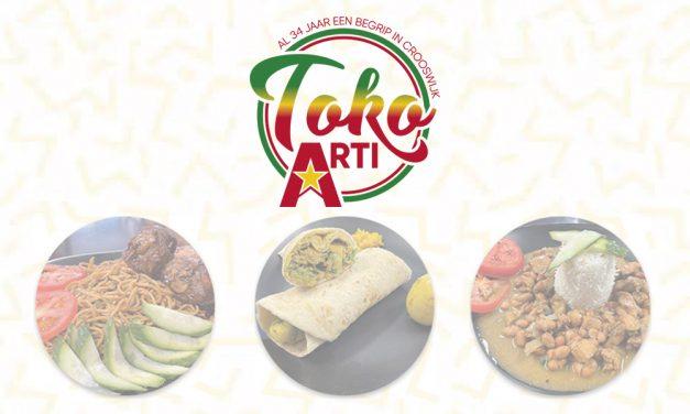 Toko Arti vanaf 1 augustus geopend tot 22.00 uur