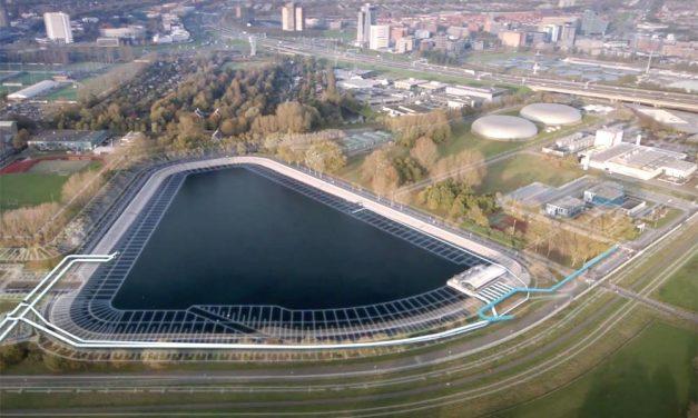 Waterbedrijf Evides wil complex in Kralingen verbouwen, architect stapt naar de rechter vanwege 'zware verminking'