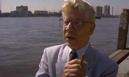 Een straat in Nieuw-Kralingen vernoemd naar Drs. P: dit is het verhaal over zijn Rotterdamse jaren