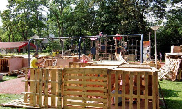 'Huttenbouwdorp': 105 kinderen doen mee