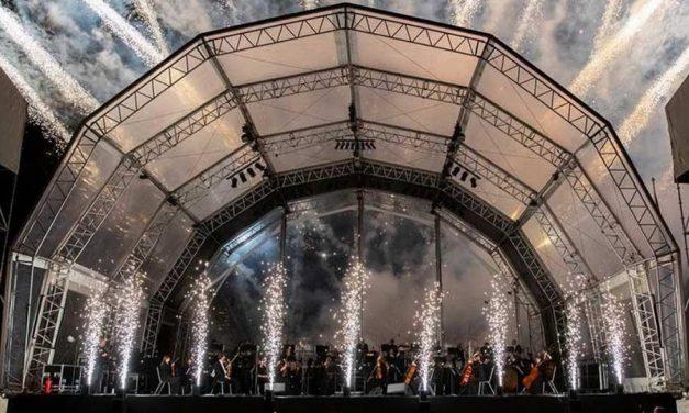 Cultureel cadeau: Sinfonia Rotterdam geeft gratis openluchtconcerten