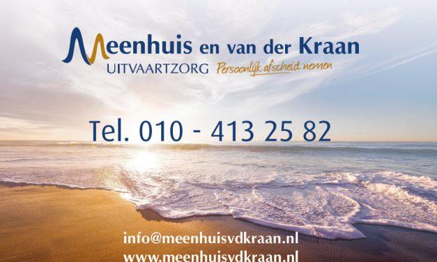 Meenhuis en van der Kraan Uitvaartzorg BV