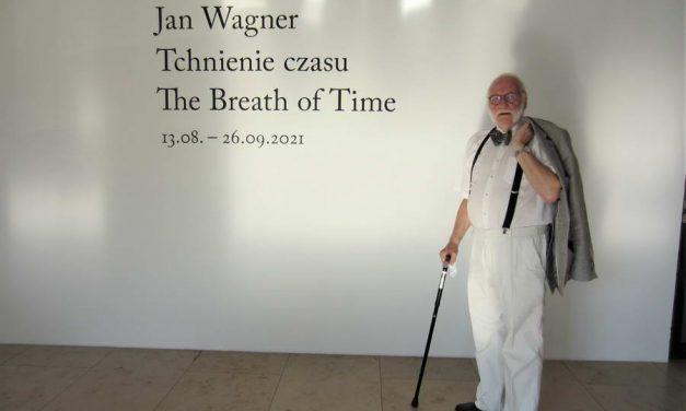 Kralingse beeldend kunstenaar Jan Wagner exposeerde in Polen