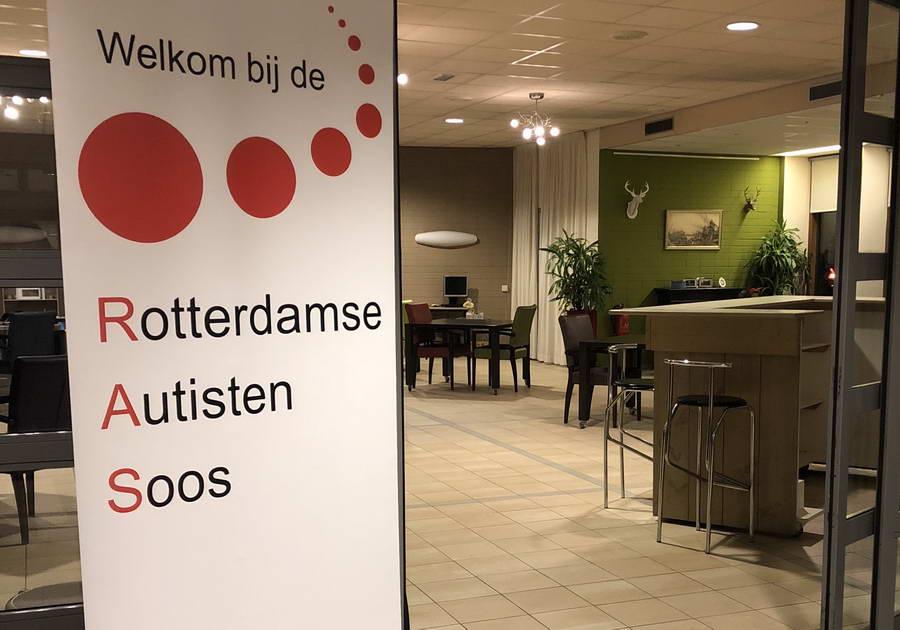 De Rotterdamse Autisten Soos in zwaar weer...