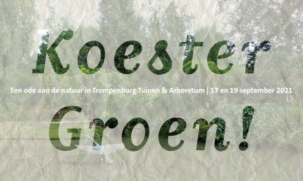 Koester Groen! – Een ode aan de natuur in Trompenburg Tuinen & Arboretum