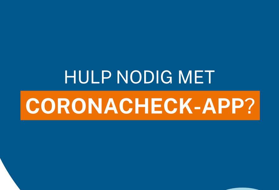 Hulp met coronatoegangsbewijs voor oudere Rotterdammers