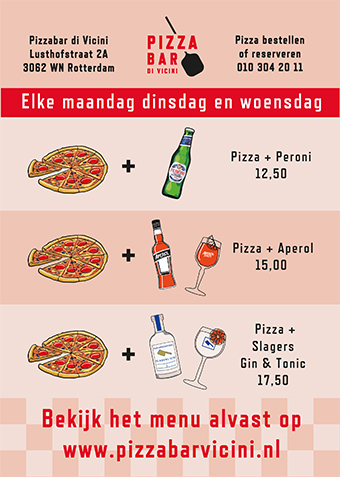 Pizzabar di Vicini 2136