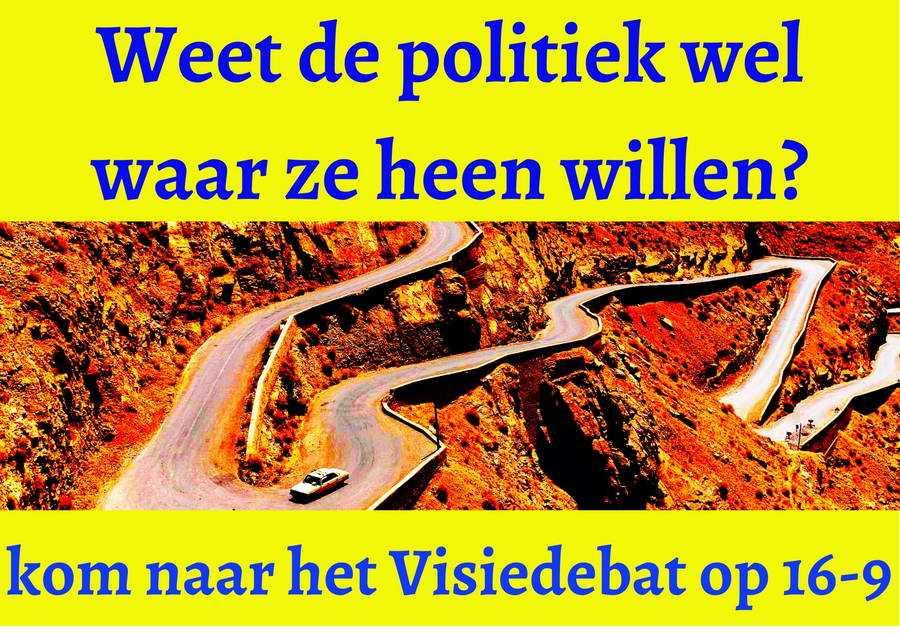 Politiek debat over visie op 16-9 bij Nivon