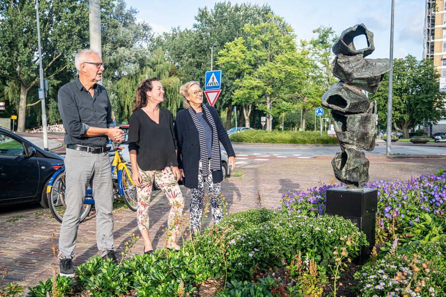 Bewonersinitiatief: space bulbs in Kralingen-Oost