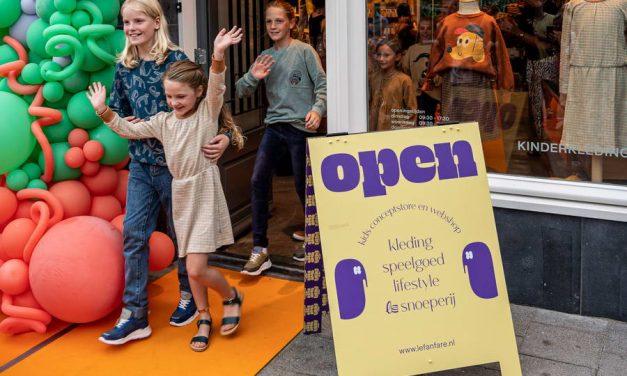 Le Fanfare geopend met modeshow