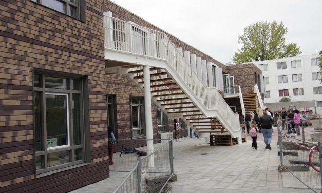 Opening nieuwe Arentschool