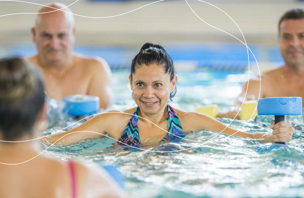 Nieuw! Total Body workout bij Oostelijk Zwembad