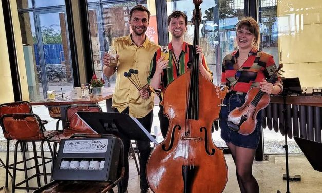 Piazzolla Time bij Pro Rege in Rotterdam!