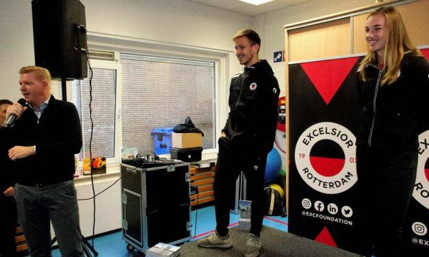 De Leesclub start in Excelsiorschool de Bavokring