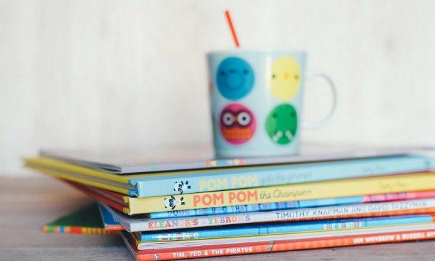 Opening Kinderboekenweek met prentenboek van Excelsior Foundation